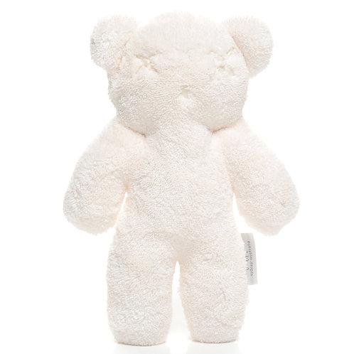Britt Bear - Snuggles Teddy- Milky White