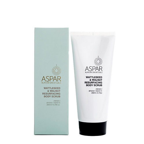 ASPAR - WATTLESEED & WALNUT RESURFACING BODY SCRUB
