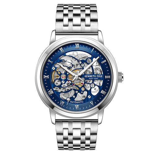 Kenneth Cole Men's Dress Stainless Steel Automatic Watch KC50920004