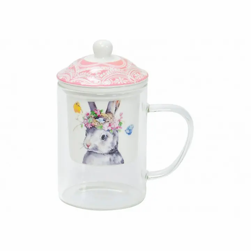 Ceramic Tea For One – Bunny