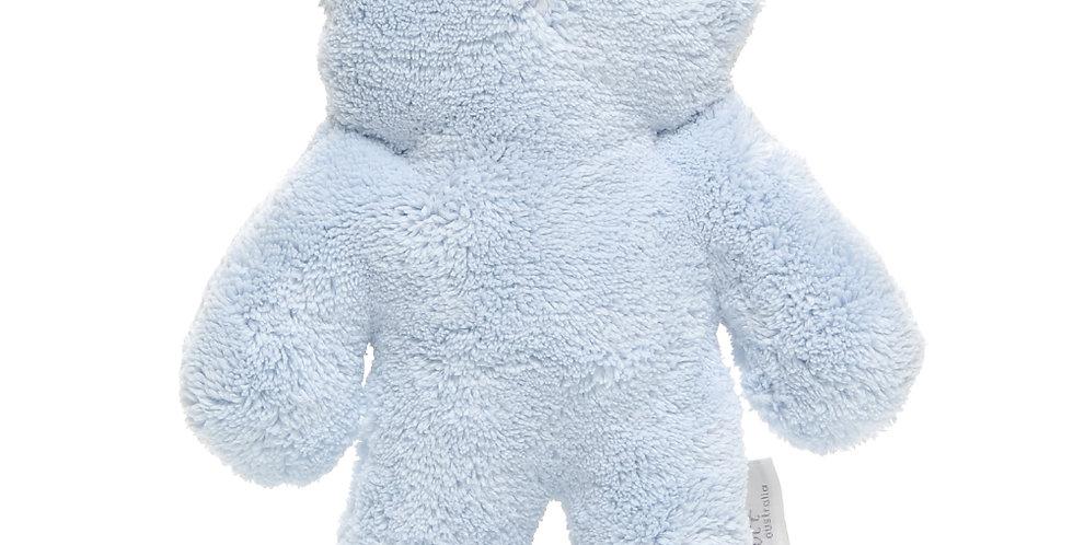 Britt Bear - Snuggles Teddy - Pale Blue