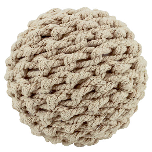 Macrame Decor Ball 12cm