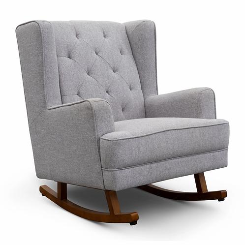 Rocking Chair - Silver