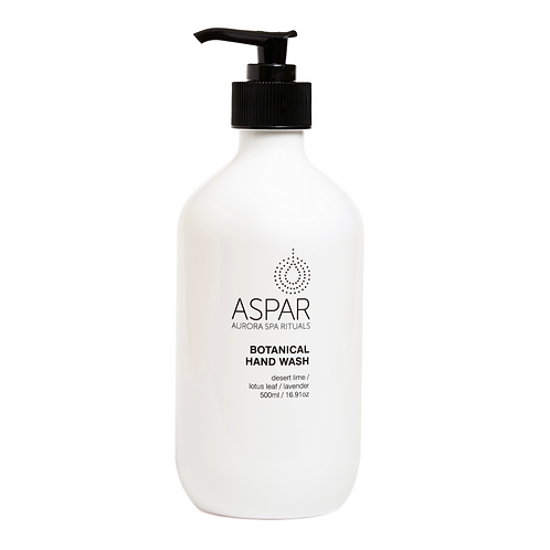 ASPAR - BOTANICAL HAND WASH