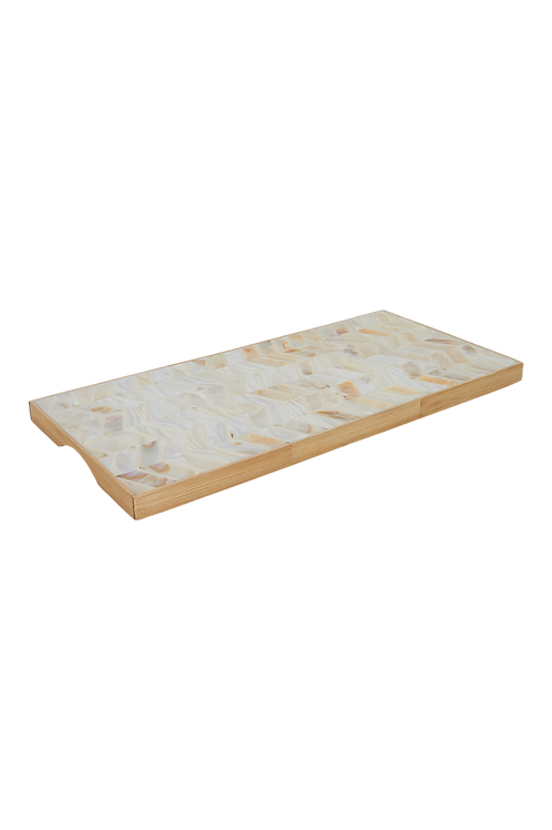 HERITAGE BOARD - MOTHER OF PEARL