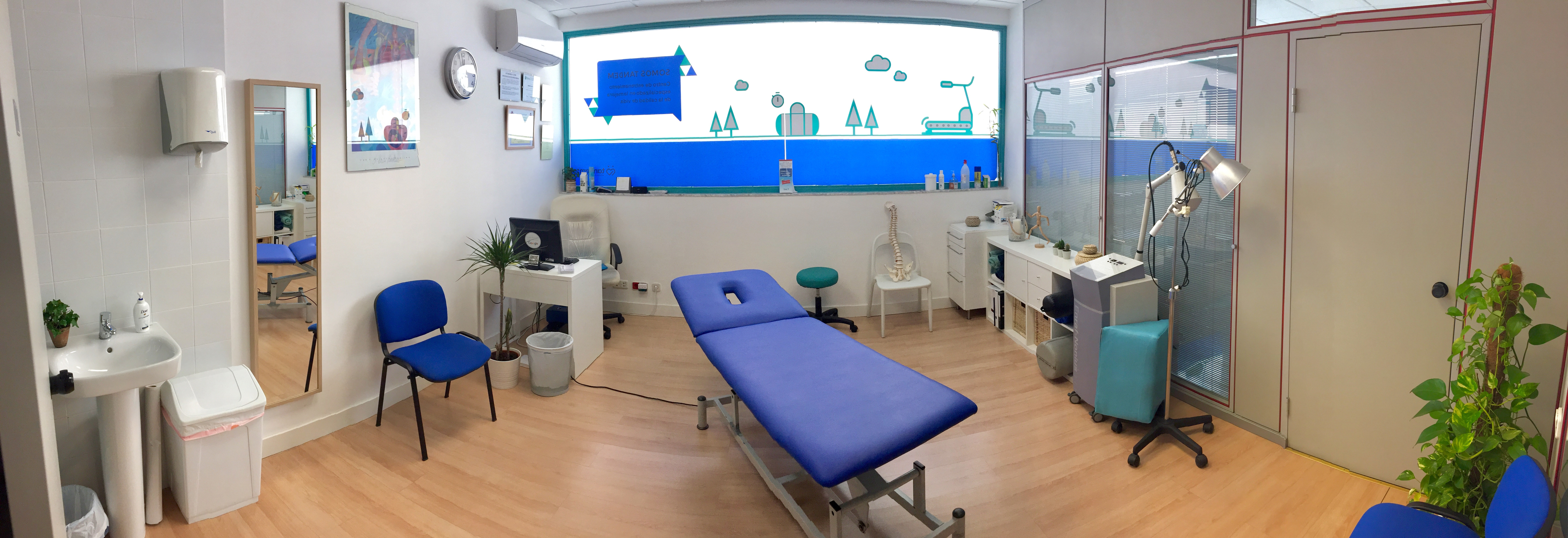 Clínica de Fisioterapia | Madrid | Fisiotherapy Madrid