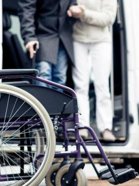 wheelchair and van.png