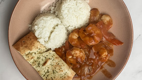 Mild Prawn Curry