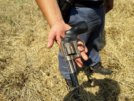 CAP ASSIST IN SPRUIT CLEAN-UP. FIREARM AND OTHER VALUABLES RECOVERED!