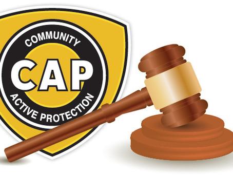 CAP LEGAL SUCCESS: THREE SUSPECTS GIVEN LIFE SENTENCES