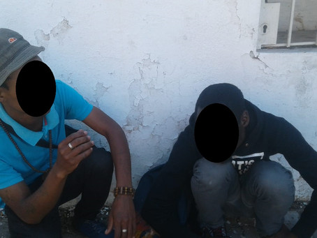 JUSTICE SERVED FOR TWO SUSPECTS IN ORANGE GROVE!
