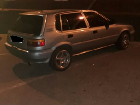 CAP'S LPR (LICENCE PLATE RECOGNITION) CAMERA CATCHES ANOTHER WANTED VEHICLE!