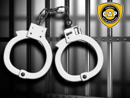 CAP ASSISTS SAPS WITH OPERATION – 2 SUSPECTS ARRESTED!