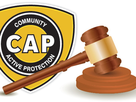 CAP LEGAL SUCCESS: 2 SUSPECTS GIVEN 10 YEARS JAIL TIME!