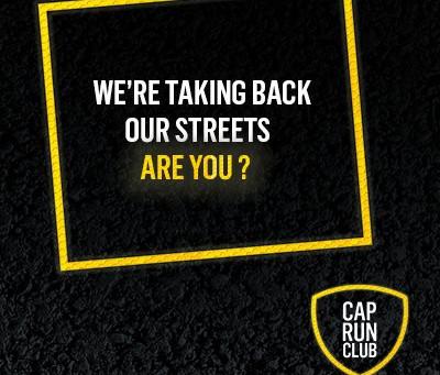 CAP brings you the Savoy and Waverley CAP Run Club!