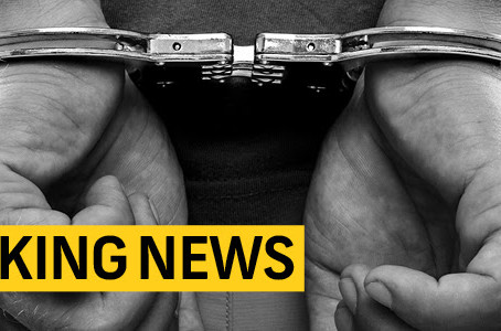 Three suspects apprehended for trespassing in Emmerantia