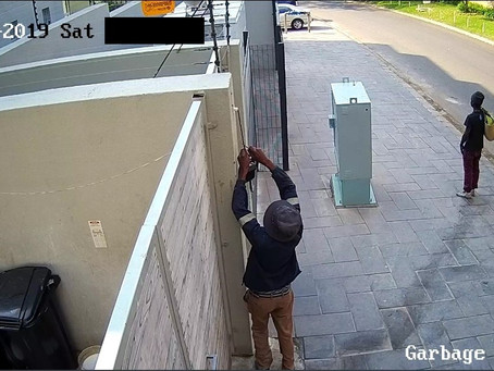 CAP's SMART GUARD SYSTEM CATCHES TWO SUSPECTS IN MORNINGSIDE!