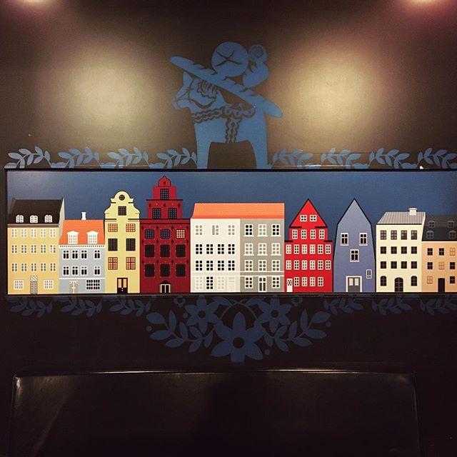 스웨디시 카페 피카☕️ #새로운 #시트지 #스웨덴 #피카 #카페피카 #피카카페#fikacafe #fika