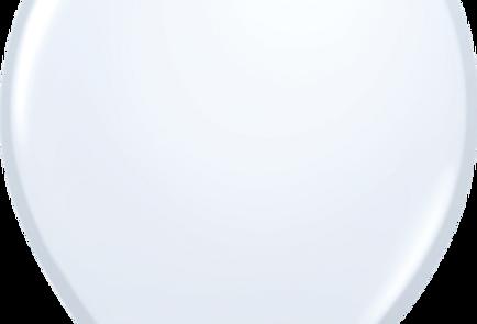 "11"" Round Latex Balloons (28cm)"