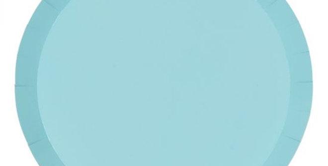 Paper Plates - Blue (P10)