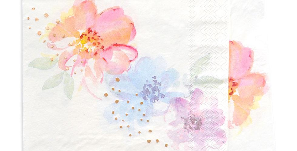 Floral Napkin (P20) - ILLUME