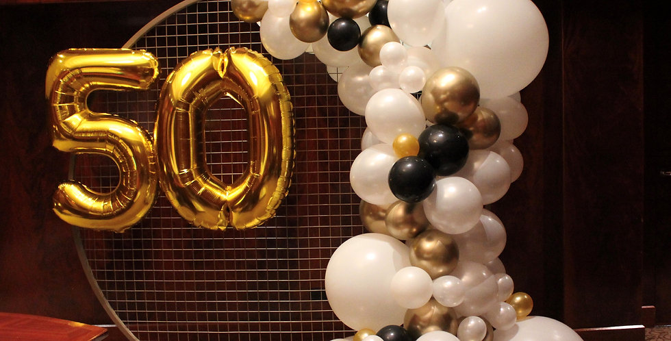 DIY Balloon Garland Kit