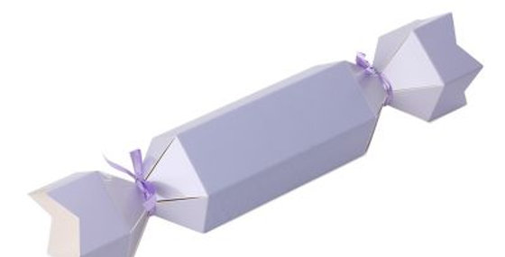 Paper Bonbons Treat Boxes - Purple (P10)