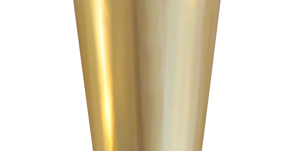 Gold Foil Cup (P10 - 300ML) - ILLUME