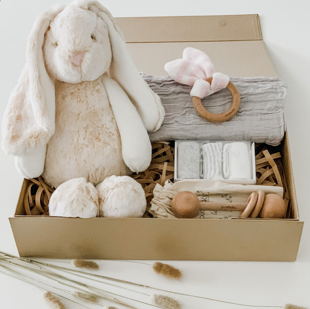 Joi Rabbit Playtime Box
