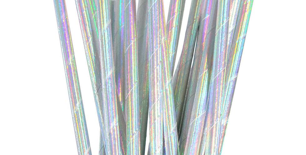 Iridescent Straws (P25) - ILLUME