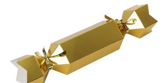 Paper Bonbons Treat Boxes - Gold (P10)