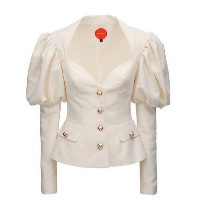 Marianna Senchina Double Jacket With Buff-Sleeves