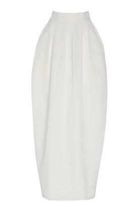 Paris Georgia Tulip Skirt - White