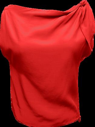 Shaina Mote Paloma Top - Red