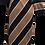 The Keiji Cold Shoulder Polo Shirt Dress