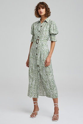 C/MEO Collective Early On Dress - Green