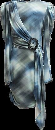 Nadya Dzyak Jersey Mini-Dress