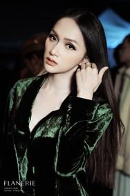 Miss International Queen Hương Giang in EachxOther - FW18
