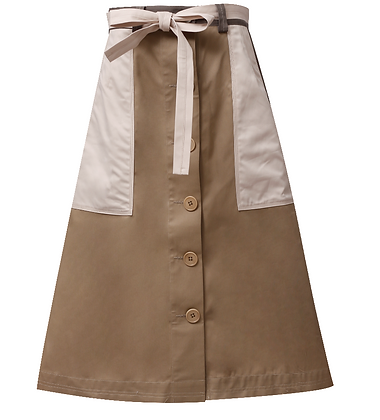 Eudon Choi Manet Skirt C