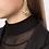 Ellery B Side Pave Ball Earrings