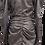 Nadya Dzyak Grey Mini-dress