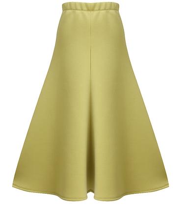 Beaufille Neoprene Curie Skirt
