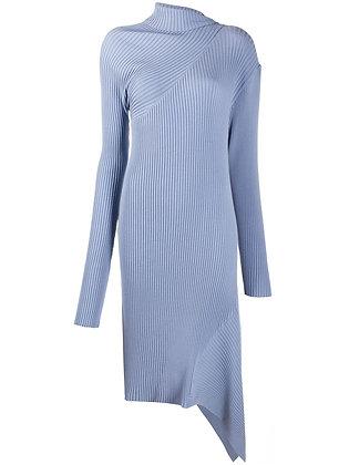 Marques'Almeida Draped Neck Dress
