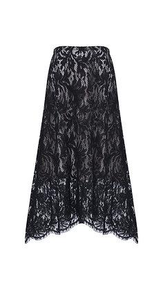 Goen.J Corded Lace Skirt