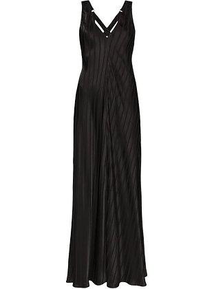 Lee Mathews Tamara Bias Maxi Dress