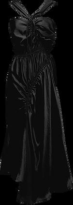 Shaina Mote Lilac Dress - Black