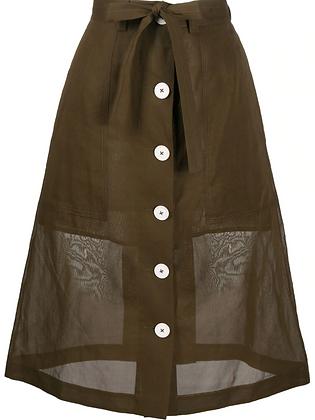 Eudon Choi Manet Skirt A