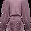 Nadya Dzyak Mini-Dress with pleated décor