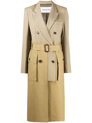 Andersson Bell Jacket Trench Mixed Coat