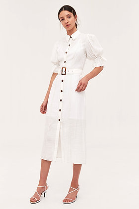 C/MEO Collective Early On Dress - White